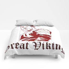 Ragnar Lothbrok Comforters
