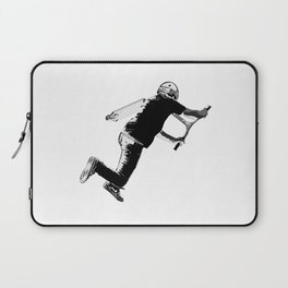 Tail-whip - Stunt Scooter Trick Laptop Sleeve