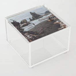 Olympic Coastline Acrylic Box