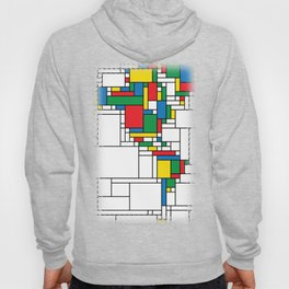 World Map - Modern Hoody