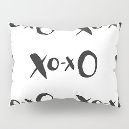 Kisses XOXO Pillow Sham