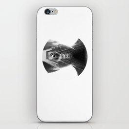 Circled Triangle iPhone Skin