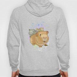 Guinea Pigs Hoody