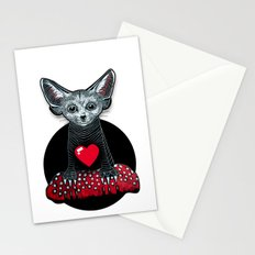 Little Fenek:::Big-hearted Stationery Cards
