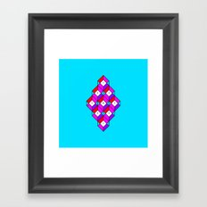 Stack_01 Framed Art Print