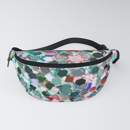 Colorful Sparkles Fanny Pack