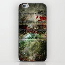 Astra Militarum iPhone Skin