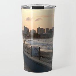 Sunset in San Juan Travel Mug