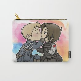 Stucky chibi kiss Carry-All Pouch