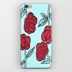 Poppyish iPhone & iPod Skin