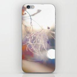 November Has Come iPhone Skin
