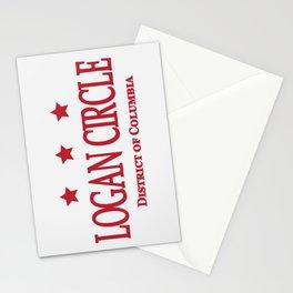 Logan Circle Stationery Cards