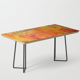 Yellow Dreams Coffee Table