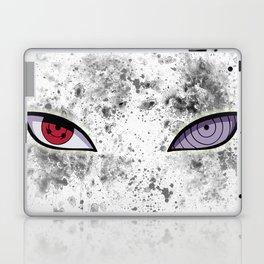 Naruto Obito Eyes Laptop & iPad Skin