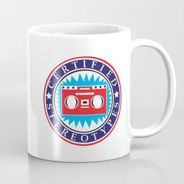 Certified Stereotypes, Patriotic Version Coffee Mug