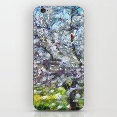 Almond Blossom iPhone & iPod Skin