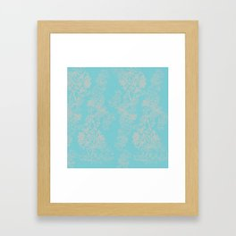 Patterns of My Travels 1 Framed Art Print