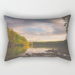 Sope Creek, Georgia Rectangular Pillow
