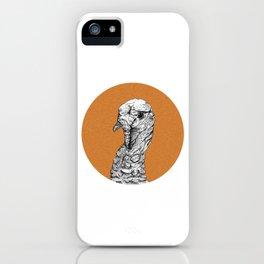 turkey iPhone Case