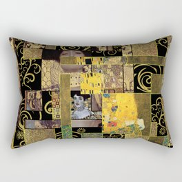 Klimt art Rectangular Pillow
