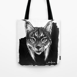 Lynx bobcat Tote Bag