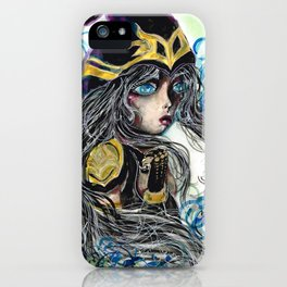 League of Legends Ashe Classic iPhone Case