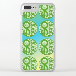 """Author's Project """"SO HANG"""" by Victoria Deregus Clear iPhone Case"""