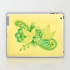 Green Arabesque Laptop & iPad Skin