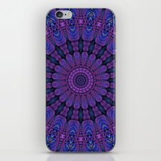 Purple Harmony iPhone & iPod Skin