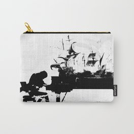 Pianist Passion Carry-All Pouch