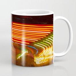 Night Round Lights Coffee Mug