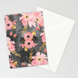 Night Meadow Stationery Cards
