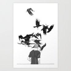 Dream Thief Art Print
