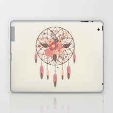 Floral Dreamcatcher Laptop & iPad Skin