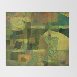 Dorado Verdiso and Butterfly Throw Blanket