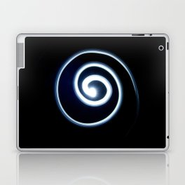Spiral of Light - The Peace Collection Laptop & iPad Skin