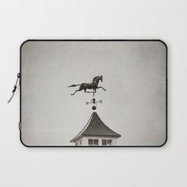 Horse Weathervane Laptop Sleeve
