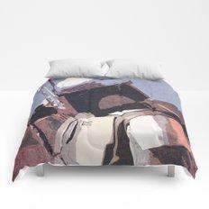 Bobba Fett | The Bounty Hunter | Star War Art Comforters