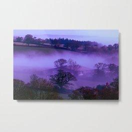 Fog 27 Metal Print