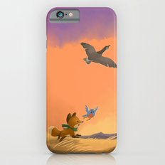 Fox and Boots - Migration iPhone 6s Slim Case