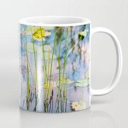 Everglades Lilies at Sunset Coffee Mug
