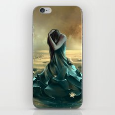 Vague à l'âme iPhone & iPod Skin