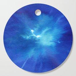 Blue Powder Cutting Board