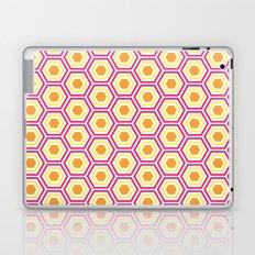 Colored Hexies Laptop & iPad Skin