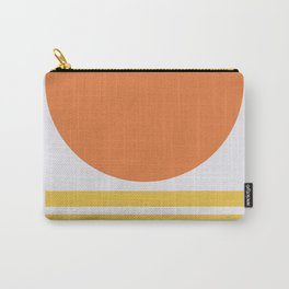 Geometric Form No.5 Carry-All Pouch