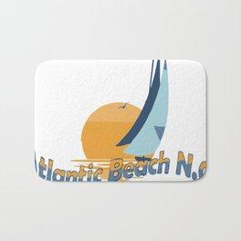 Atlantic Beach - North Carolina. Bath Mat