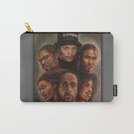 Bone Thugs-N-Harmony Oil Painting Carry-All Pouch