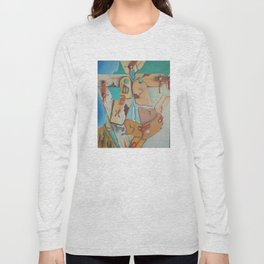 Israel Wars 1948 to Today Long Sleeve T-shirt