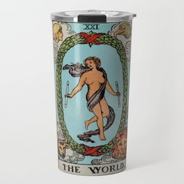 21 -	The World Travel Mug