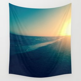 The calm on Sanibel Wall Tapestry